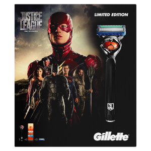 Gillette FlexBall Justice League Gift Set