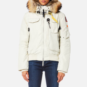 Parajumpers Women's Gobi Masterpiece Coat - Chalk