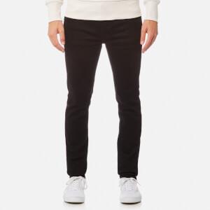Nudie Jeans Men's Lean Dean Jeans - Dry Ever Black