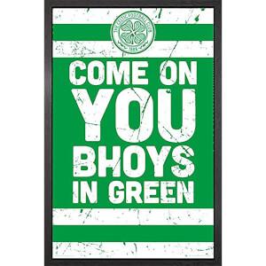 Celtic Vintage - 61 x 91.5cm Framed Maxi Poster