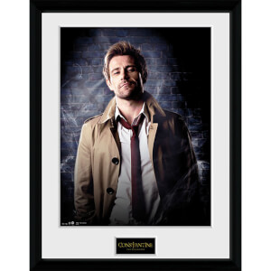 Constantine John - 16 x 12 Inches Framed Photograph