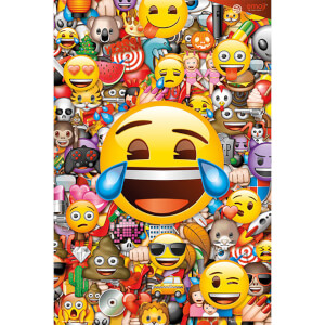 Emoji Collage - 61 x 91.5cm Maxi Poster