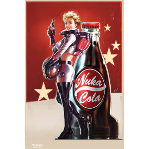 Fallout 4 Nuka Cola - 61 x 91.5cm Maxi Poster