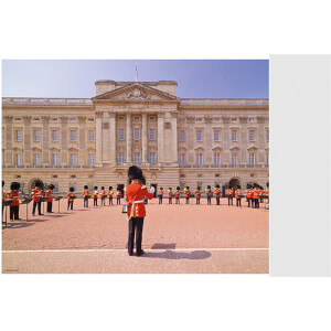 Royals Guards - 10 x 8 Inches Bagged Photograph