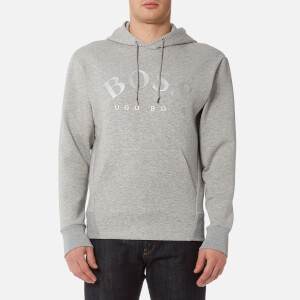 BOSS Green Men's Sly Hoody - Grey
