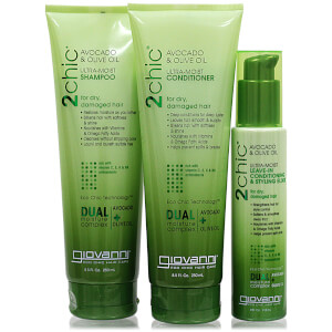 Giovanni set 2chic Ultra Moist