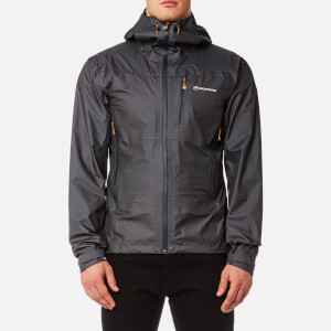 Montane Men's Air Lightweight Jacket - Shadow/Inca Gold
