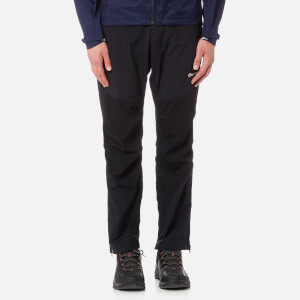 Montane Men's Terra Pants - Black/Black