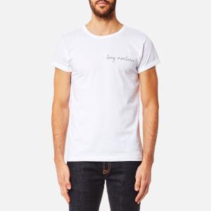 Maison Labiche Men's Tony Montana T-Shirt - Blanc