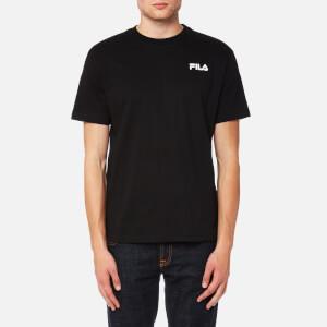 FILA Blackline Men's Lucas Basic Graphic T-Shirt - Black