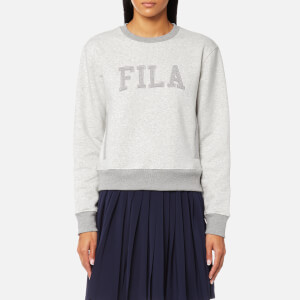 FILA Blackline Women's Sheena Fashion Sweatshirt - Ecru