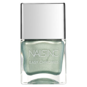 nails inc. It's all Elementary Easy Chrome Nail Varnish 14ml