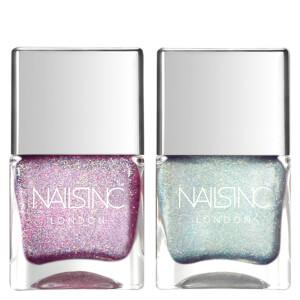 nails inc. Holler-Graphic Nail Varnish 2 x 14ml