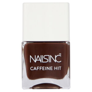 nails inc. Espresso Martini Caffeine Hit Nail Varnish 14ml