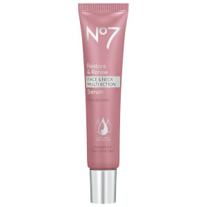 Boots No7 Restore & Renew Face & Neck Multi Action Serum 30ml