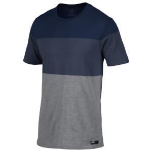 Oakley Men's Trilogy Knit T-Shirt - Navy