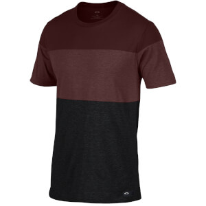 Oakley Men's Triology Knit T-Shirt - Red