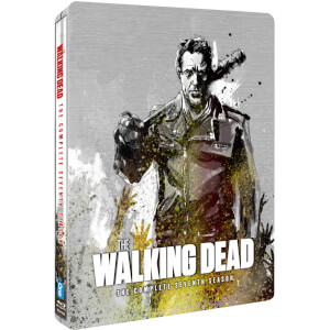 The Walking Dead - Season 7 (Zavvi Exclusive Limited Edition Steelbook)