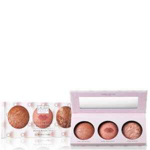 Laura Geller Hollywood Blushing Baked Blush Trio
