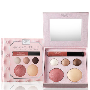 Laura Geller Glam on the Run - Face, Eye and Lip Travel Palette