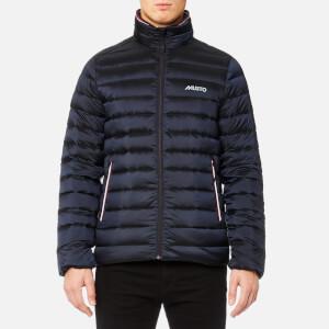 MUSTO Men's Myers Packaway Jacket - True Navy