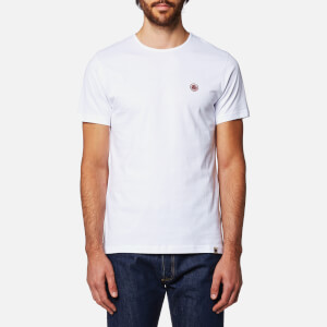 Pretty Green Men's Mitchell Short Sleeve Crew T-Shirt - White