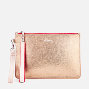 Paul Smith Women's Evening Clutch Bag - Gold