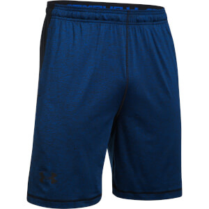 Under Armour Men's Raid Printed 8 Inch Shorts - Blue/Black