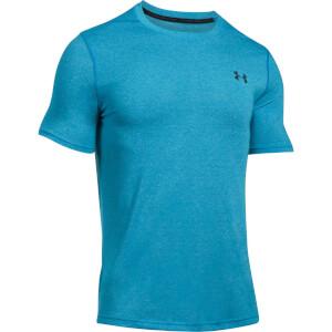Under Armour Men's Threadborne Fitted T-Shirt - Blue