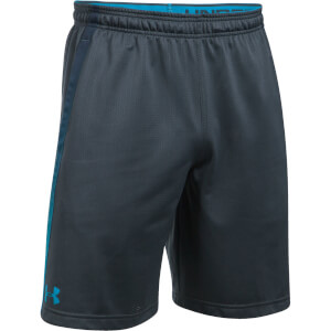 Under Armour Men's Tech Mesh Shorts - Grey/Blue