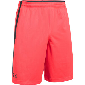 Under Armour Men's Tech Mesh Shorts - Orange