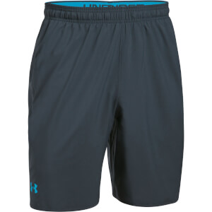 Under Armour Men's Qualifier 9 Inch Woven Shorts - Grey