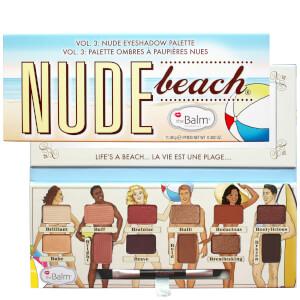 theBalm Nudebeach Eyeshadow Palette 10g