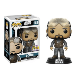 Star Wars Bodhi SDCC 17 EXC Pop! Vinyl Figure