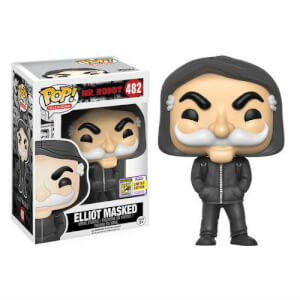 Mr. Robot Elliot Masked SDCC 17 EXC Pop! Vinyl Figure