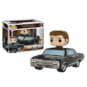 SDCC 17 Supernatural Dean and Baby Pop! Vinyl Figure
