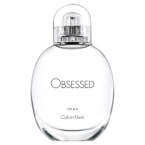 Eau de Toilette Obsessed for Men Calvin Klein 75 ml