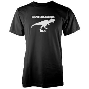 Bantersaurus Rex Black T-Shirt