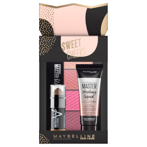 Maybelline Sweet Cheeks Christmas Make Up Gift Set