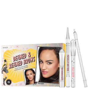 benefit Defined and Refined Brows Kit (Various Shades)