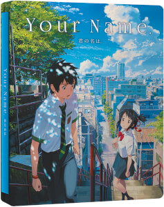 Your name. - Steelbook Ed. Limitada