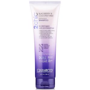 Shampoo Reparador 2chic da Giovanni 250 ml