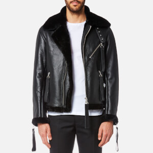 Matthew Miller Men's Hudson Jacket - Lamb Shearling