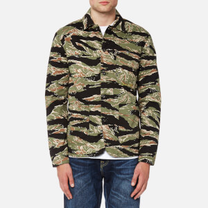 Edwin Men's Blitz Union Jacket - Camo