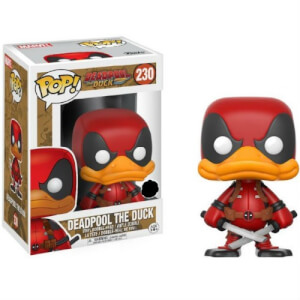 Deadpool The Duck Pop! Vinyl Figure