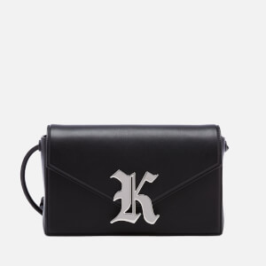 Christopher Kane Women's Gothic K Devine Bag - Black