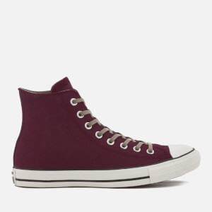 Converse Men's Chuck Taylor All Star Hi-Top Trainers - Dark Sangria/Malted/Egret