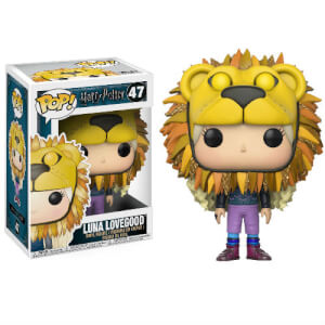 Harry Potter Luna Lovegood (Lion Head) Pop! Vinyl Figure