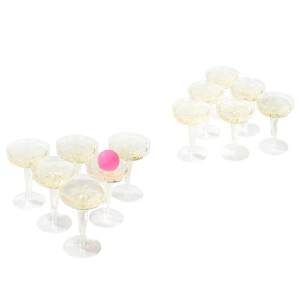 Prosecco Pong Party Game: Image 2
