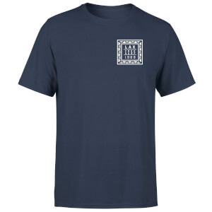 Native Shore Men's LAX 1989 T-Shirt - Navy